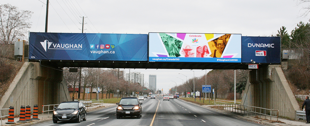 Digital Bridge Spectaculars And Billboards Rcc Media