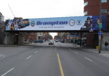 Brampton Digital Billboard