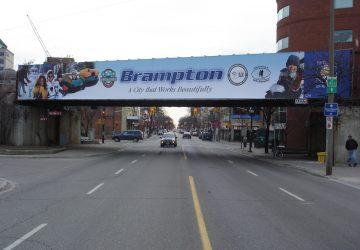 Brampton Digital Billboard