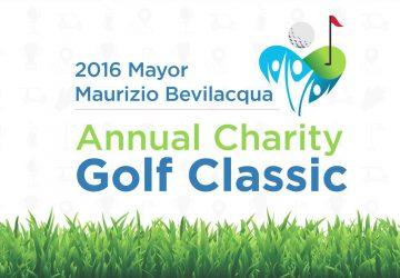2016 Annual Charity Golf Classic